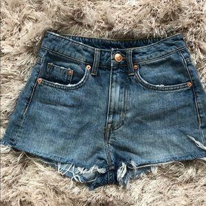 Women's Daisy Duke Shorts